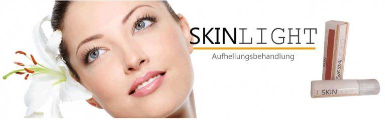 Skinlight aufhellungsbehandelung